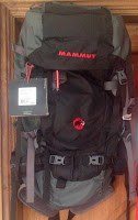 backpack mammut 45L