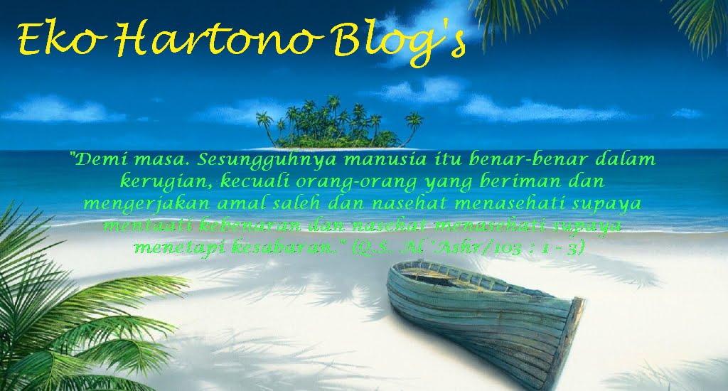 Eko Hartono Blog's