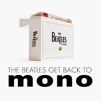 THE BEATLES GET BACK IN MONO