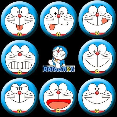 Koleksi Wallpaper Futo Cute Doraemon | Zona Animasi