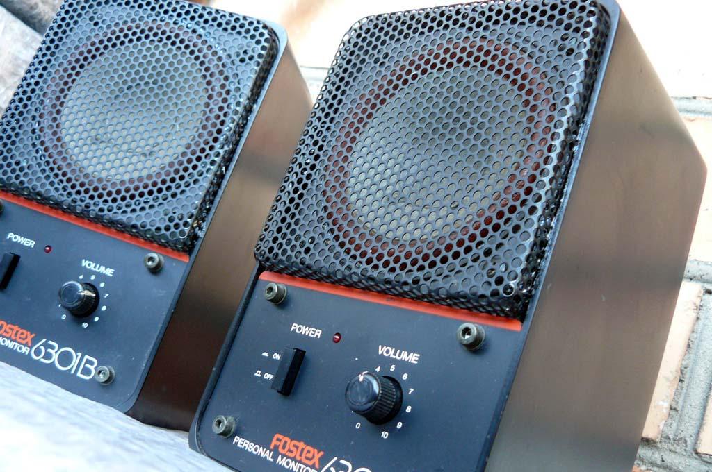 Fostex 6301B - студийные мониторы на VinPlaza