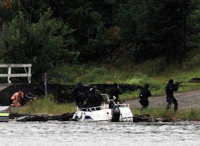 Fotos de Masacre en Noruega