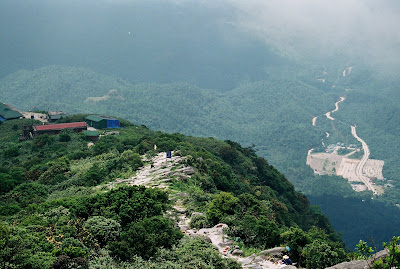 Tourist destination, Yen Tu (Quang Ninh)