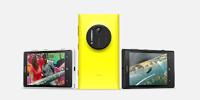 Nokia Lumia 1020 Smartphone with 41 MP Camera