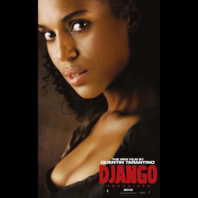 Django Unchained iPad wallpaper 02