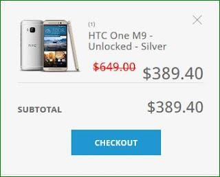 Diferencia de precios de HTC One M9: USA - España