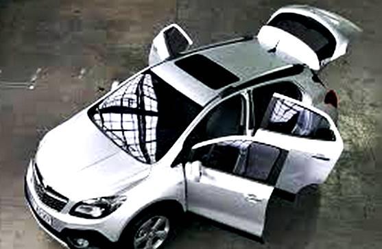 2016 Opel Mokka Design
