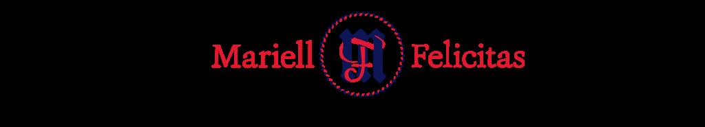 Mariell Felicitas' Blog