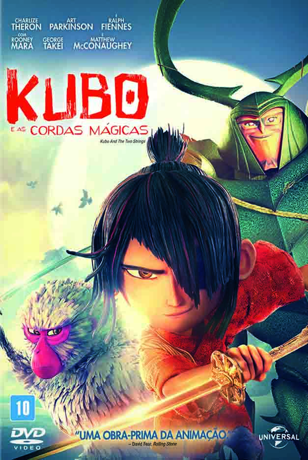 Kubo e as Cordas Mágicas 3D Torrent - BluRay 1080p Dual Áudio (2017)