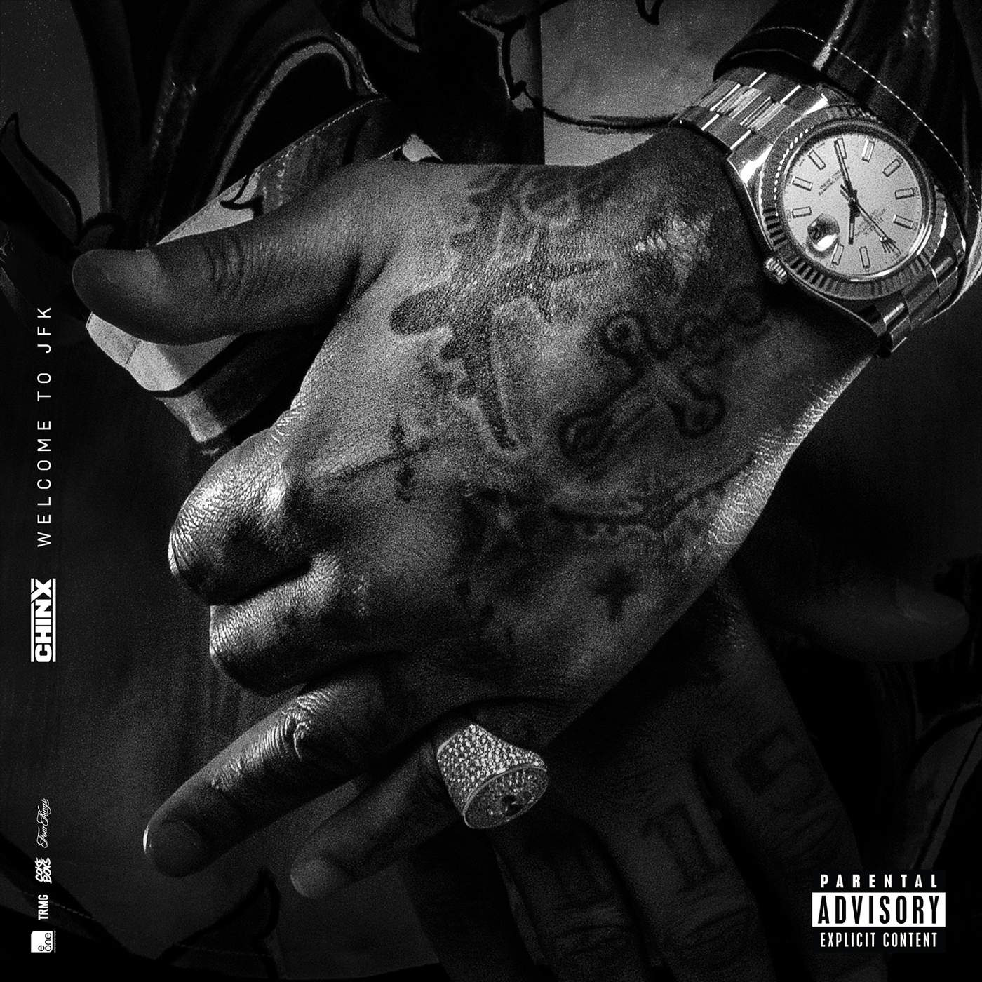Chinx - Welcome To JFK  Cover