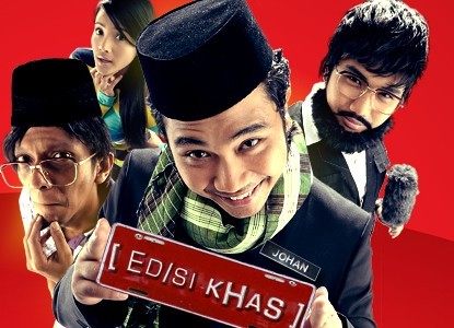(Video) Tonton Edisi Khas 2011 TV3 Musim Pertama