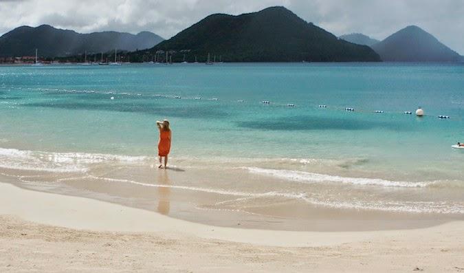 Boston Travel Blogger, Boston Travel Blog, The Landings St. Lucia, St. Lucia vacation