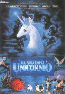 descargar El Ultimo Unicornio en Español Latino