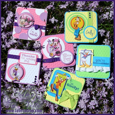 Disney Card Set