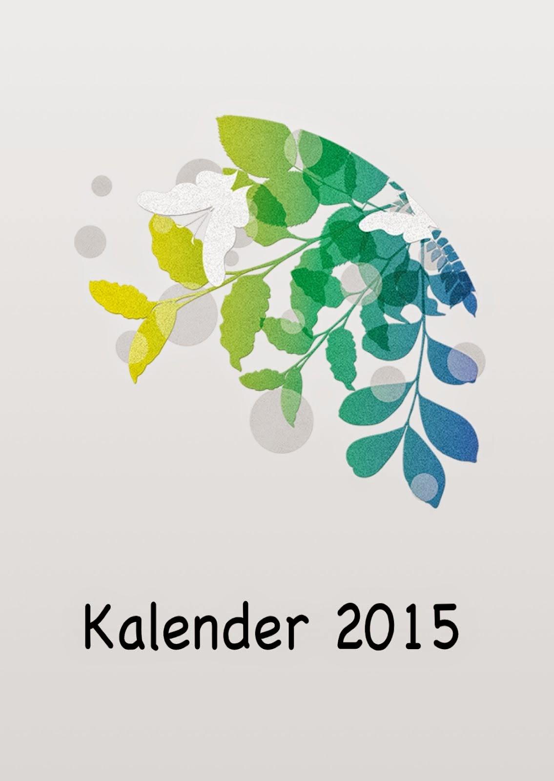 Gratis kalender 2015