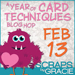 Year of Card Techniques Blog Hop