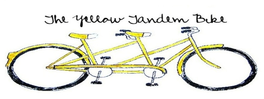 The Yellow Tandem Bike