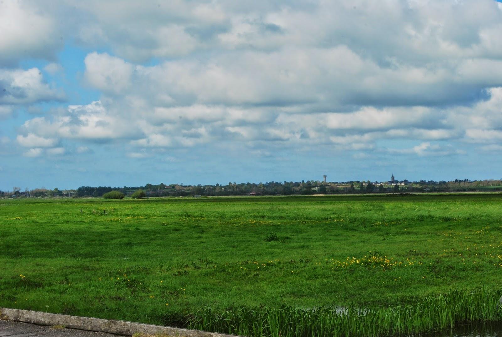 paysage campagne normande