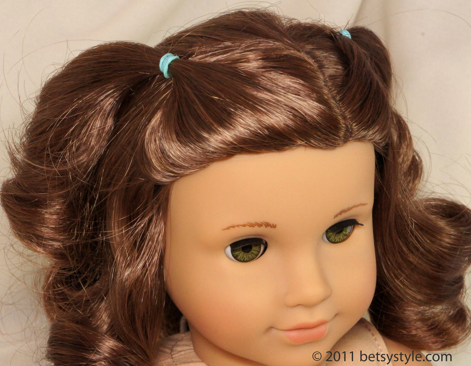 Hair Style Doll : how to style doll hair Computer Solutions