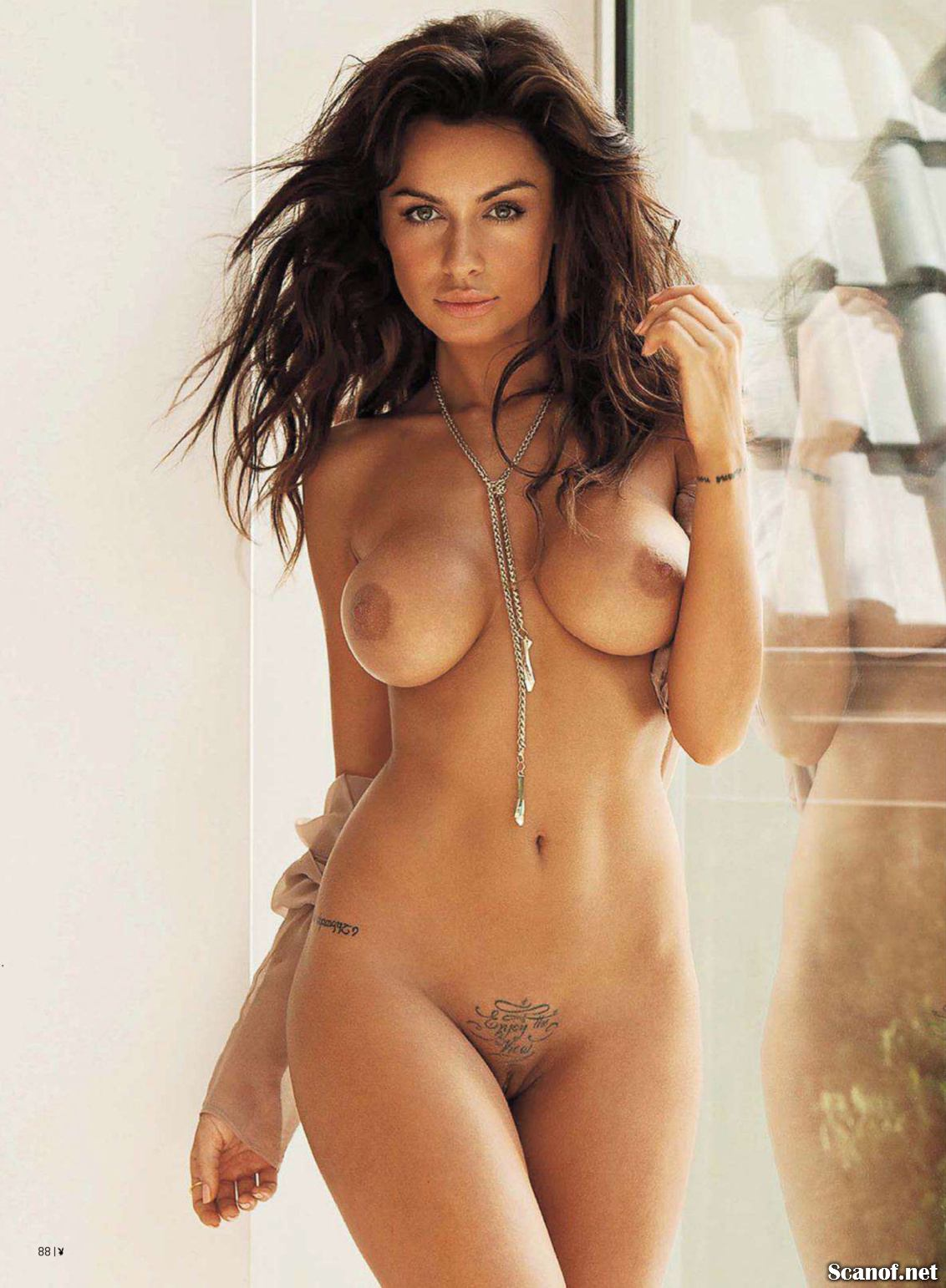 Natalia Siwiec Playboy Hungary September