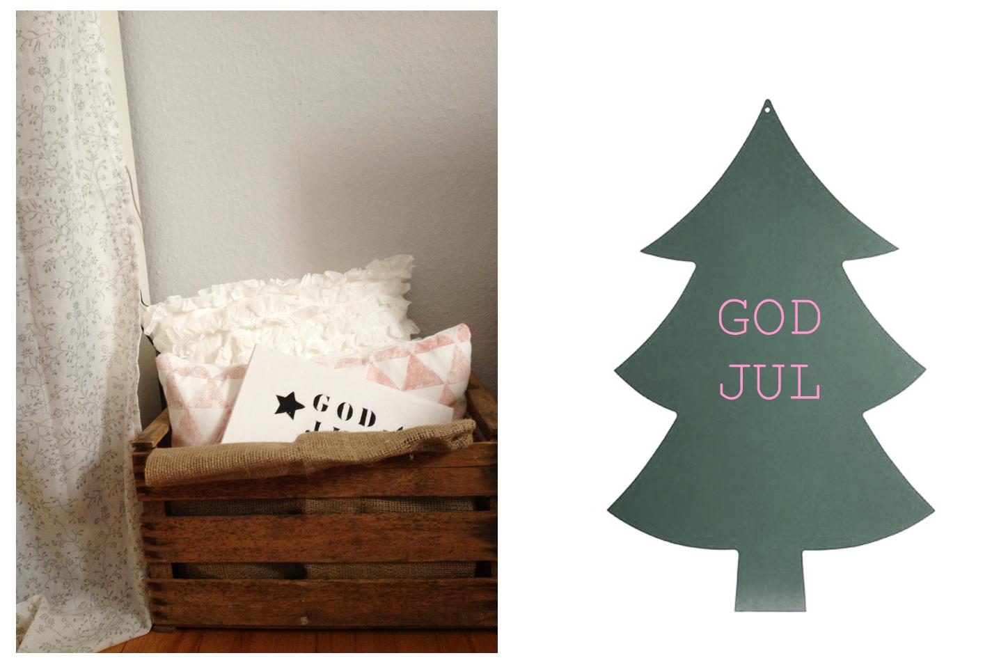 weihnachtsdeko mal ganz klassisch maditas haus lifestyle und interior blog. Black Bedroom Furniture Sets. Home Design Ideas
