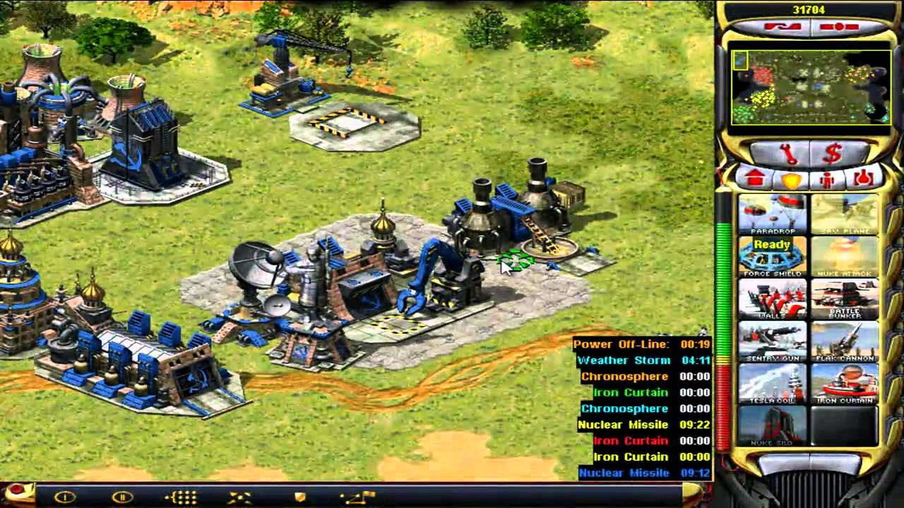 Red Alert 2 Command & Conquer Game!