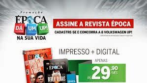Promoção  Revista Época