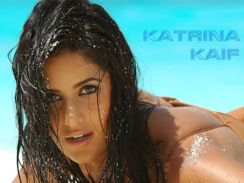 Katrina Kaif hot sexy beach Wallpapers