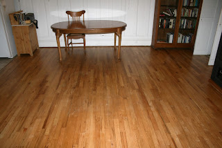 Sandless Hardwood Floor Refinishing - NYC