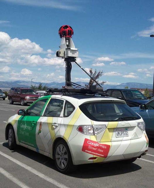 Google Street View Subaru in Helena, MT
