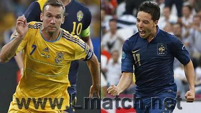 بث مباشر فرنسا Vs اوكرانيا Ukraine Vs France Full HD