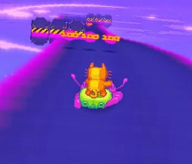 Jogos de carro. Jogos de corrida: FLASH CAT!