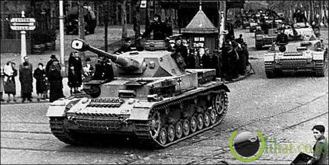 Panzer IV Mrk (Ger)