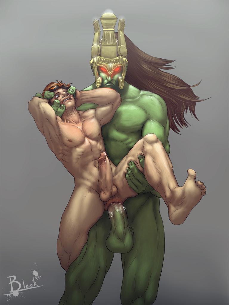 Dragon ball naked boobs
