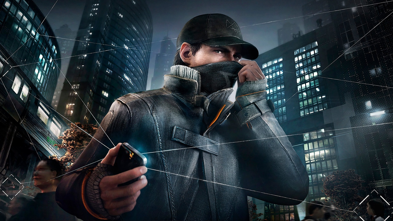 aiden pearce in watch dogs wallpapers - Aiden Pearce in Watch Dogs Wallpapers HD Wallpapers
