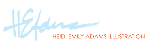 Heidi Emily Adams Illustration