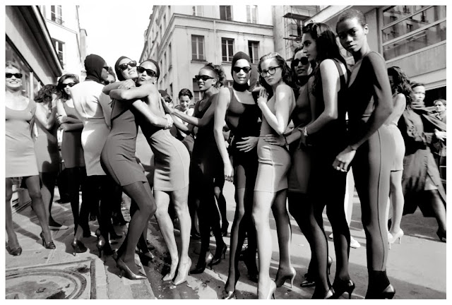 Azzedine Alaia Paris fashion show, 1986