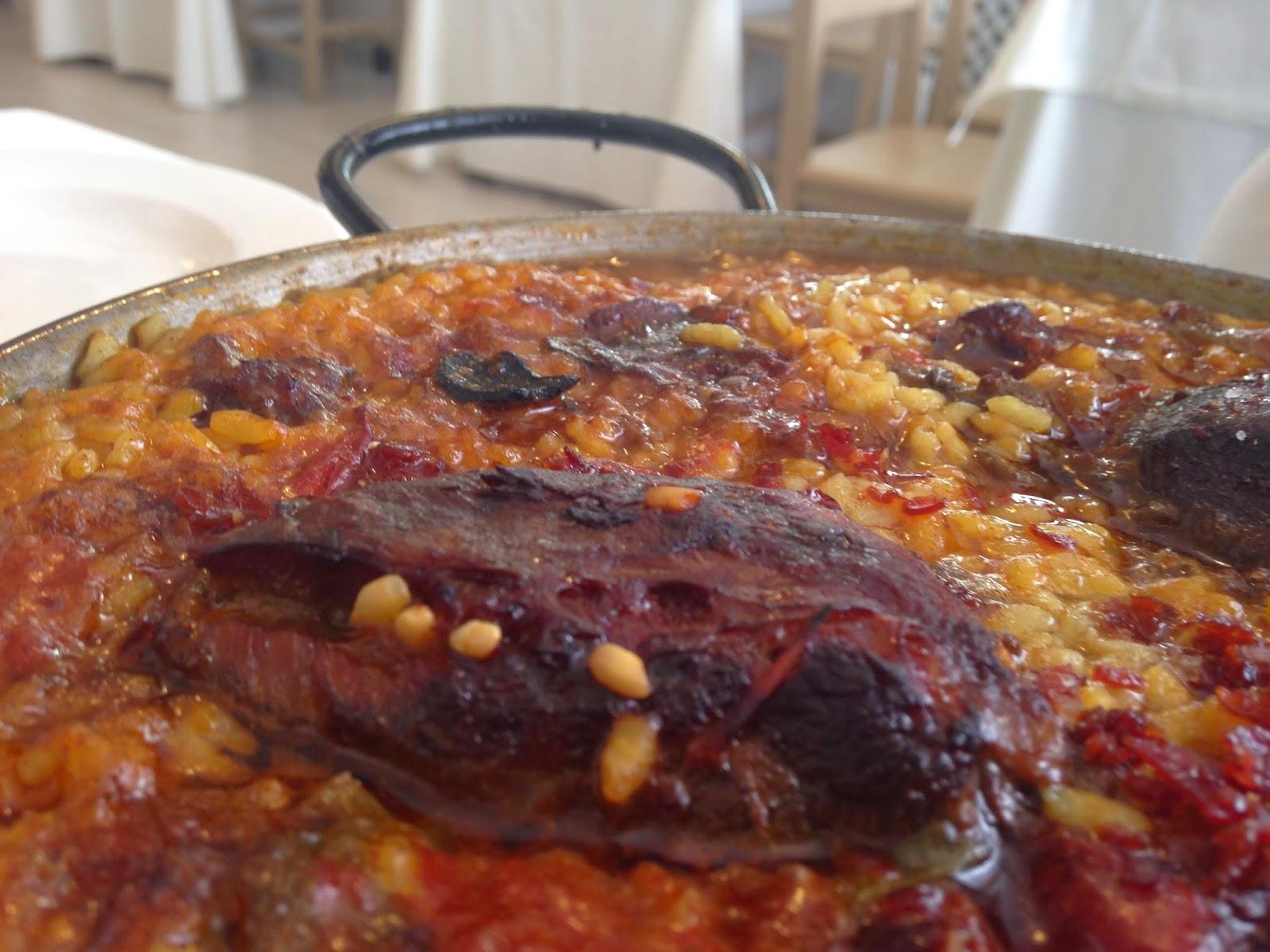 Arroz con Carrilleras- Restaurante Quince Nudos, #EspirituGastro
