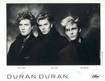 Duran Duran Obsession And Corruption