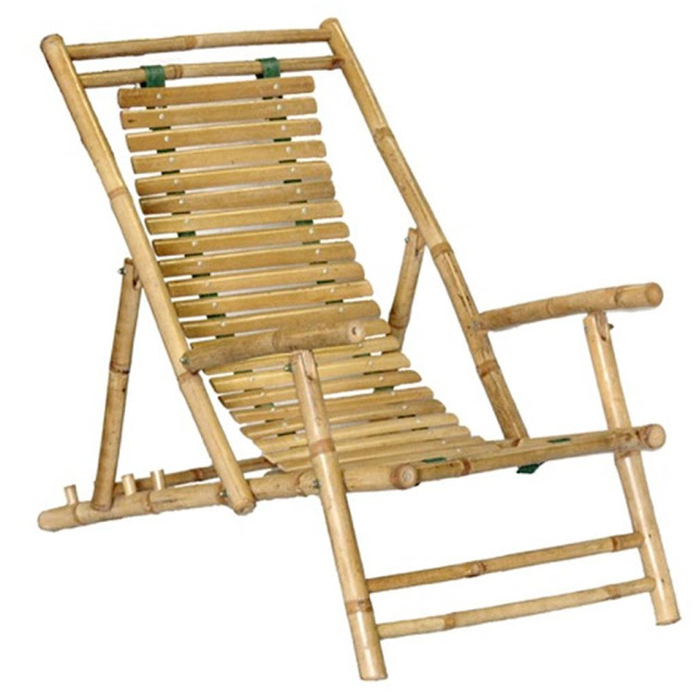 Bamboo Patio Set4
