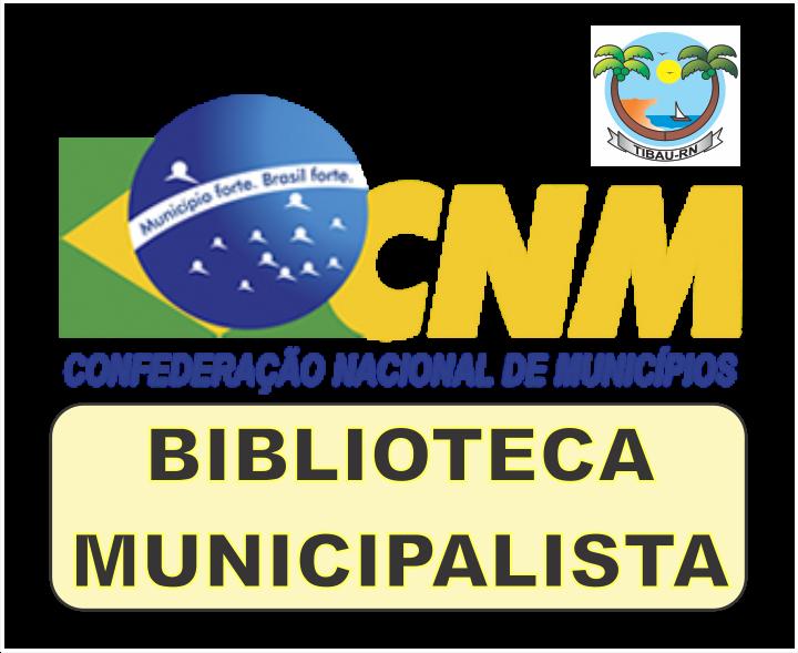 BIBLIOTECA MUNICIPALISTA