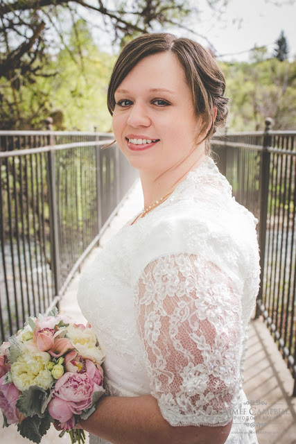 Bridal Portraits Logan Utah