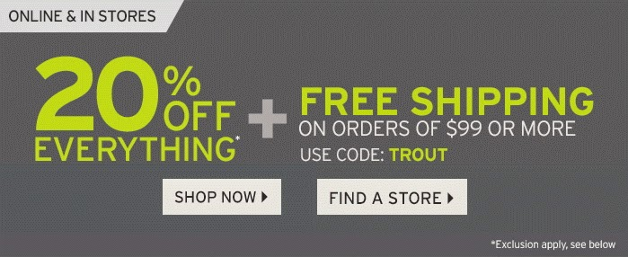 Eddie Bauer Printable Coupon