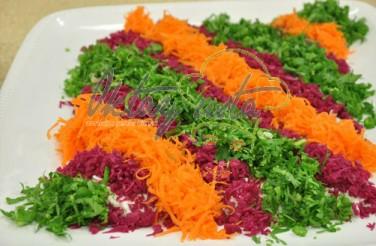 Beyaz ve Mor Lahana Salatası Tarifi