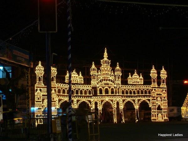 Mysore Dasara Decoration -1