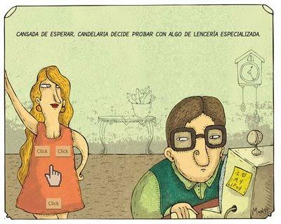lenceria geek