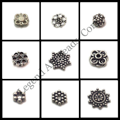 Sterling Silver Wholesale Spacer Beads