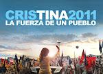 Cristina 2011. La fuerza de un PUEBLO.