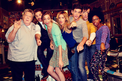 The cast of Clipped