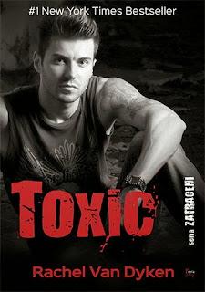 "#47 [Przedpremierowo] Rachel Van Dyken - Recenzja ""Toxic"""
